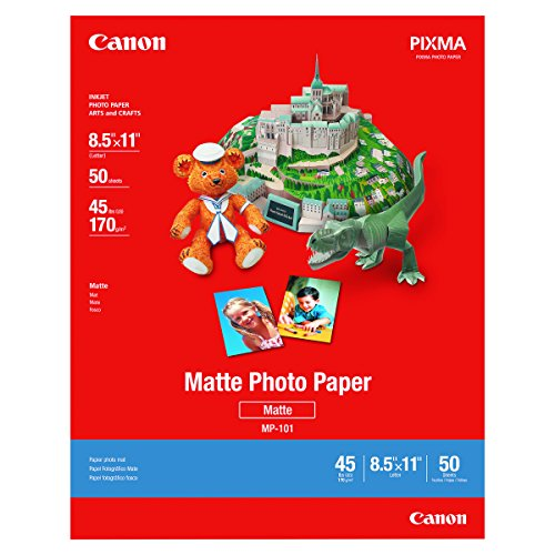 Presentation Paper Matte 8 5×11-100Sheets Uinkit Double Side