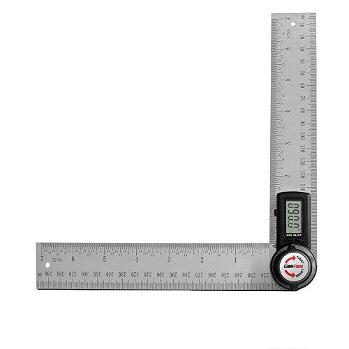 Hand Tool Sets Have An Inquiring Mind Angle Ruler Adjustable Measuring Instrument Multifunctional Magic Ruler Hand Tools Multi-angle Template Folding Sliding Ruler Various Styles Tools